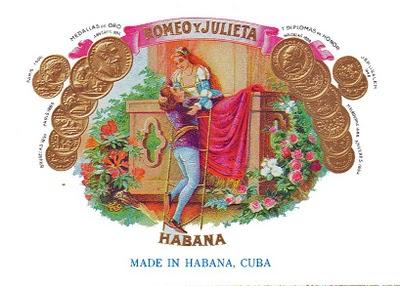 Romeo y Julieta Cigarllos