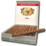Romeo y Julieta Minis