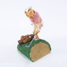 The Lady Golfer