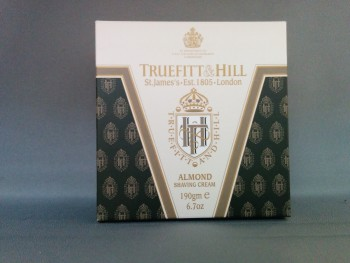 Truefitt Almond Shaving Cream Tub
