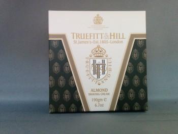 Truefitt Almond Shaving Cream Tub